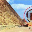 """Um """"barco solar voador"""" foi enterrado no pé da grande pirâmide de Gizé 42"""