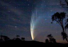 cometas que podem atingir a Terra
