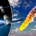 Estação Espacial Chinesa cairá no fim de semana da Páscoa 37