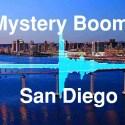 Estrondos inexplicáveis ocorrem em San Diego, na Califórnia - EUA 3
