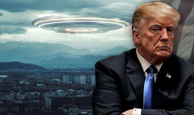 Trump diz que vai pensar sobre revelar informações sobre Roswell