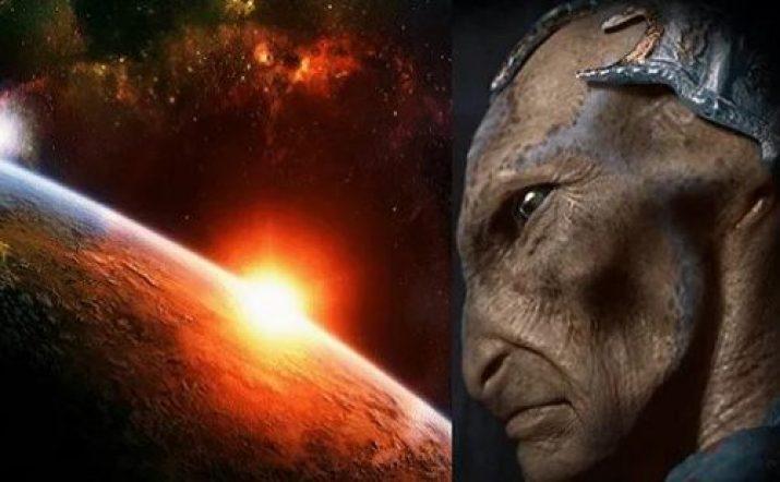 possíveis raças alienígenas que nos visitam.