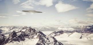 Documento britânico confirma avistamento de OVNI na Antártica