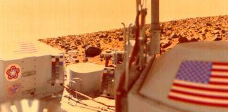 descoberto e então destruído matéria orgânica em Marte