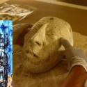"""Arqueólogos desenterram a máscara do Rei Pakal - o """"Astronauta de Palenque"""" 7"""
