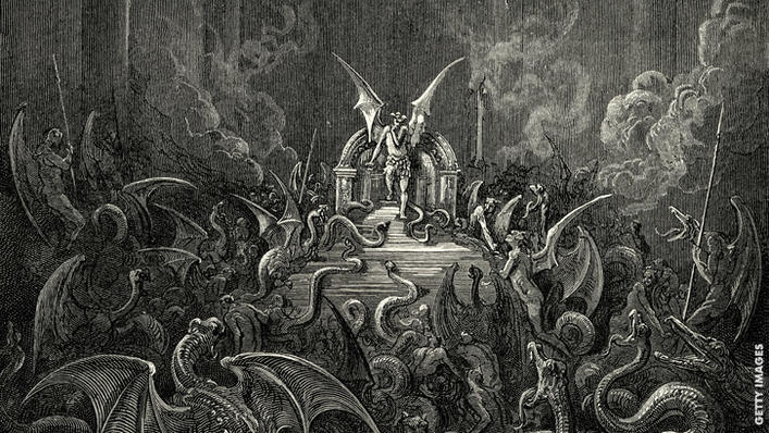 Anjos caídos, entidades demoníacas: Encontrando a xenofobia sobre extraterrestres