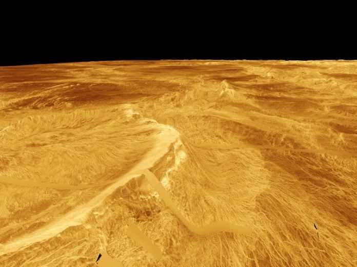 Vênus: a nova meta do projeto espacial da Índia