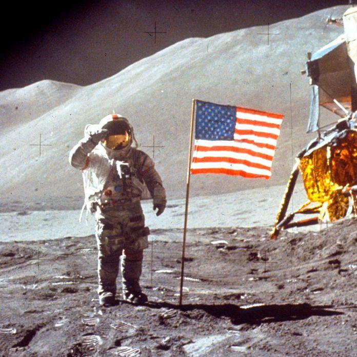 NASA anuncia retorno à Lua pela primeira vez em 50 anos. humanos na Lua