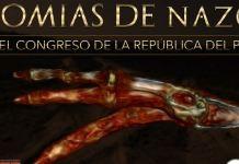 resultados comprobatórios das Múmias de Nazca