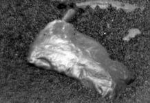 Sonda em Marte acaba de encontrar objeto brilhante. Seria ouro?