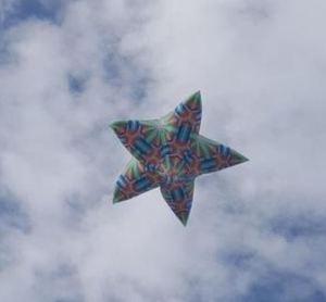 balão estrela 1