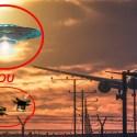 OVNIs provocam o fechamento do segundo aeroporto mais movimentado do Reino Unido 9