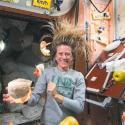 Há bactérias e fungos em toda a Estação Espacial e agora sabemos o que são 6