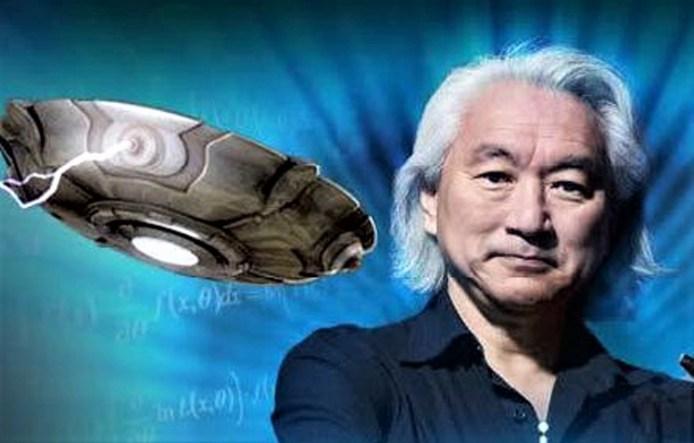 Michio Kaku pede que cientistas mantenham uma mente aberta sobre OVNIs
