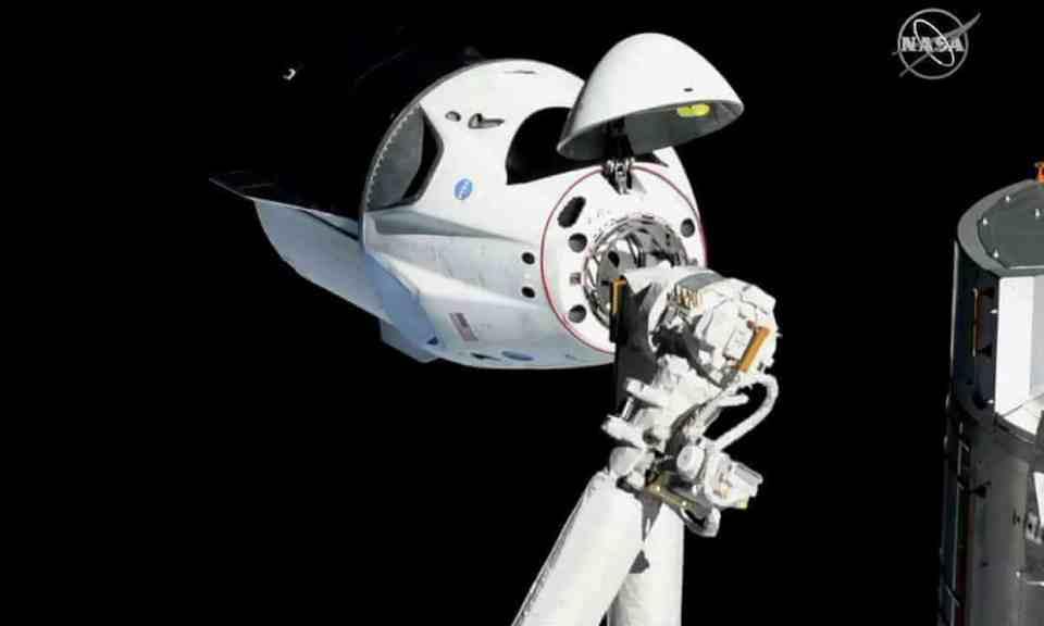 Estação Espacial Internacional sofre apagão parcial