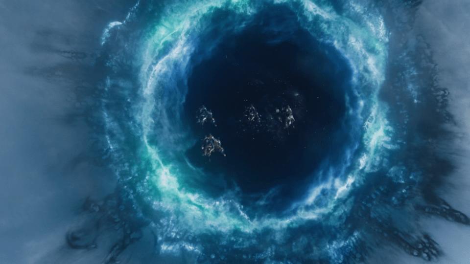 Ondulações no espaço-tempo criadas por buracos de minhoca