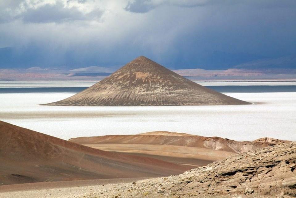 local mais misterioso da Argentina