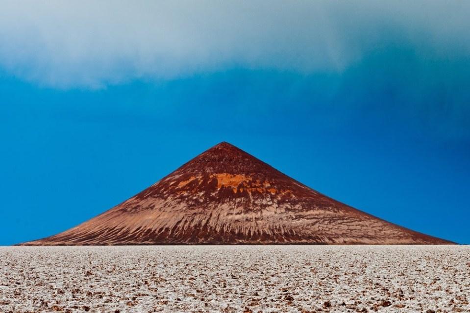 O Cone de Arita: o local mais misterioso da Argentina tem grande histórico de avistamentos de OVNIs / UFOs 1