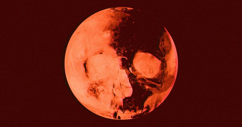 Viver em Marte pode fazer com que os humanos desenvolvam demência
