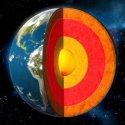 O núcleo da Terra age como molho de salada? 1