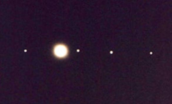 Júpiter chegará muito perto da Terra este mês - suas luas poderão ser vistas com binóculos 2