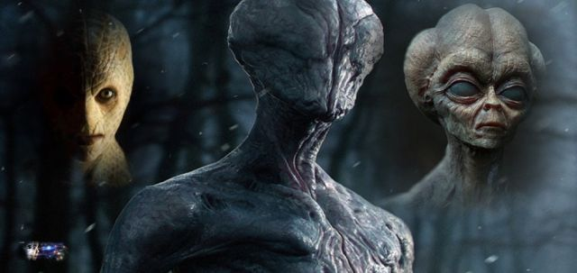 Lista de possíveis raças alienígenas - Letras D-G