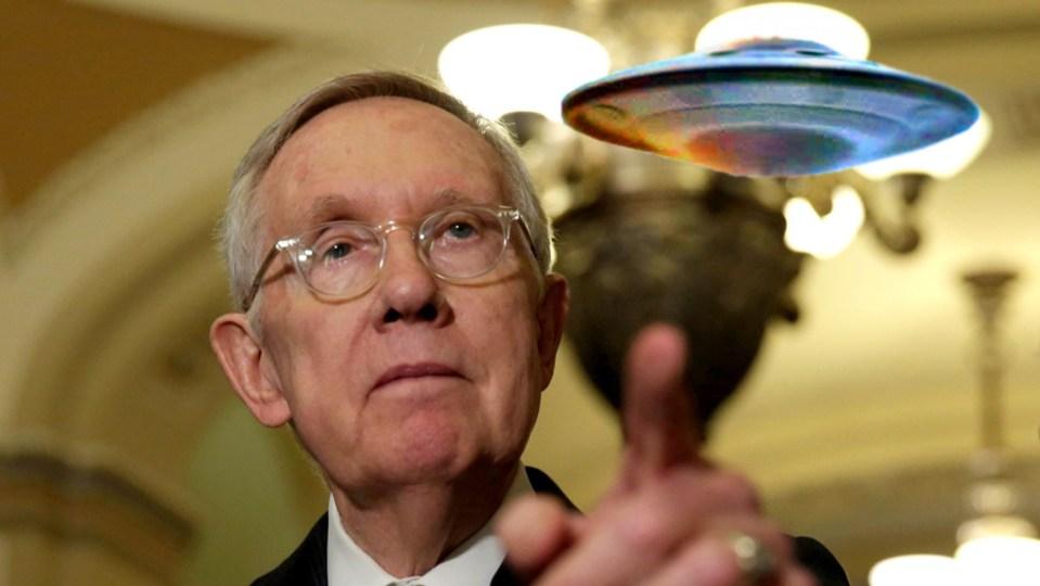 Ex-senador dos EUA quer audiências sobre o que os militares sabem sobre OVNIs