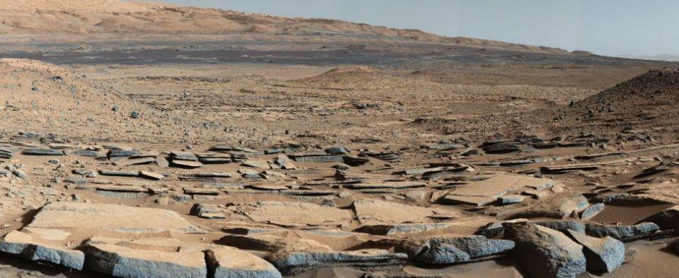 Vida extraterrestre em Marte pode estar vivendo em poças salgadas