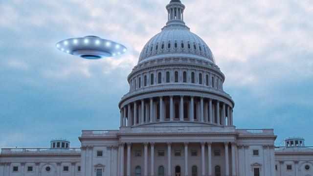 Senadores dos EUA foram informados sobre OVNIs em seção secreta