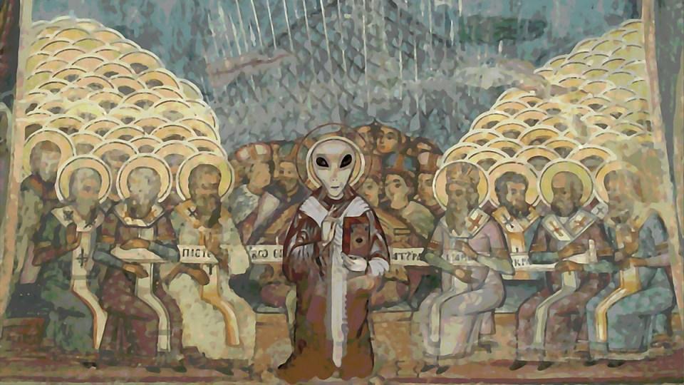 Seria a crença na vida extraterrestre uma religião