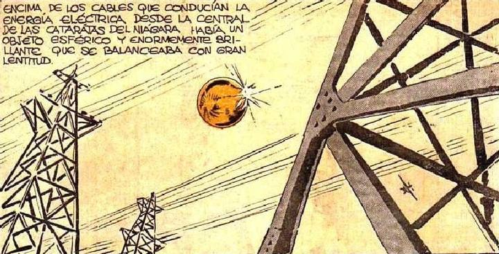 A relação entre os OVNIS e os grandes apagões - Teria sido isso que aconteceu na Argentina? 1