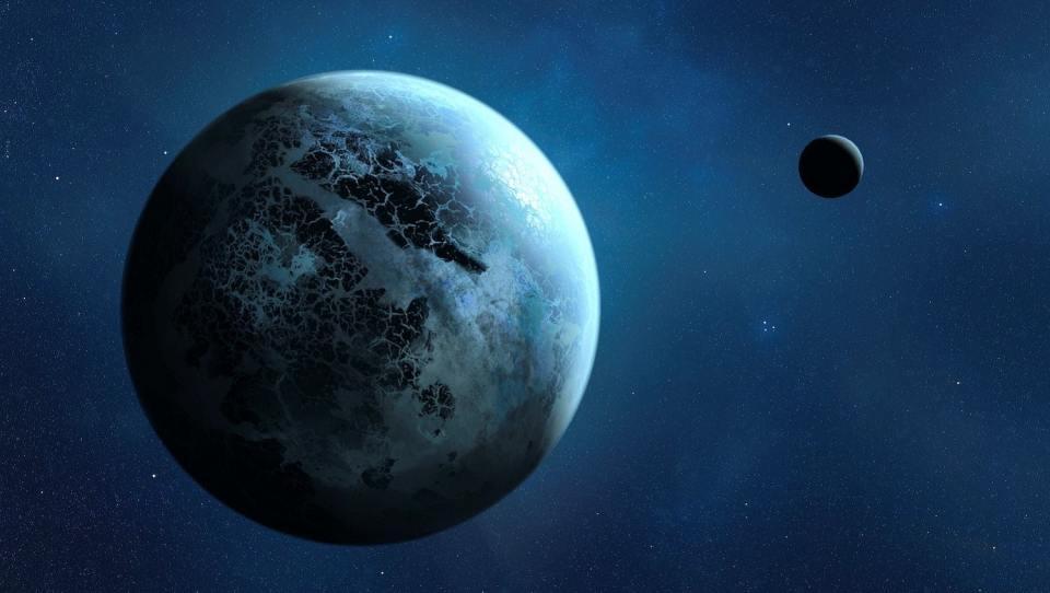 Para encontrar a inteligência extraterrestre, astrônomos procuram por luzes de cidades alienígenas
