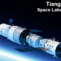 Laboratório Espacial da China cai de volta à Terra 15