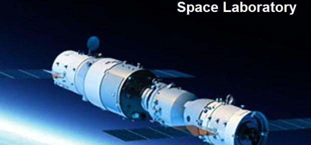 Laboratório Espacial da China cai de volta à Terra 5
