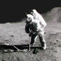 O cheiro da Lua: astronautas da Apolo descrevem o aroma lunar 1