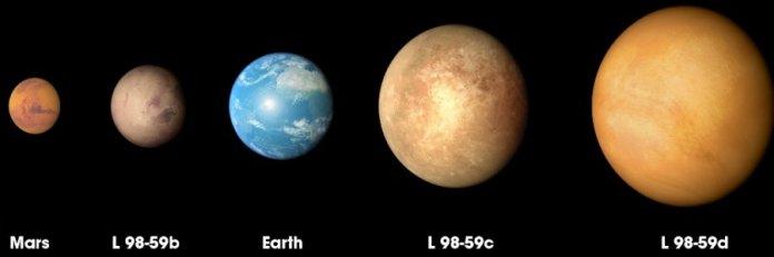 Planeta menor que a Terra é descoberto a 35 anos-luz daqui