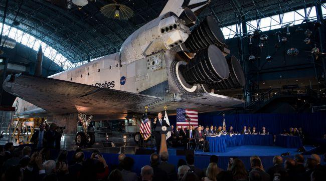 Comando Espacial dos EUA será lançado na próxima semana