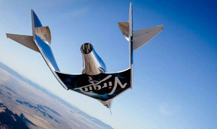 Virgin Galactic dá grande impulso para viagem espacial turística - Portal Espacial está agora aberto