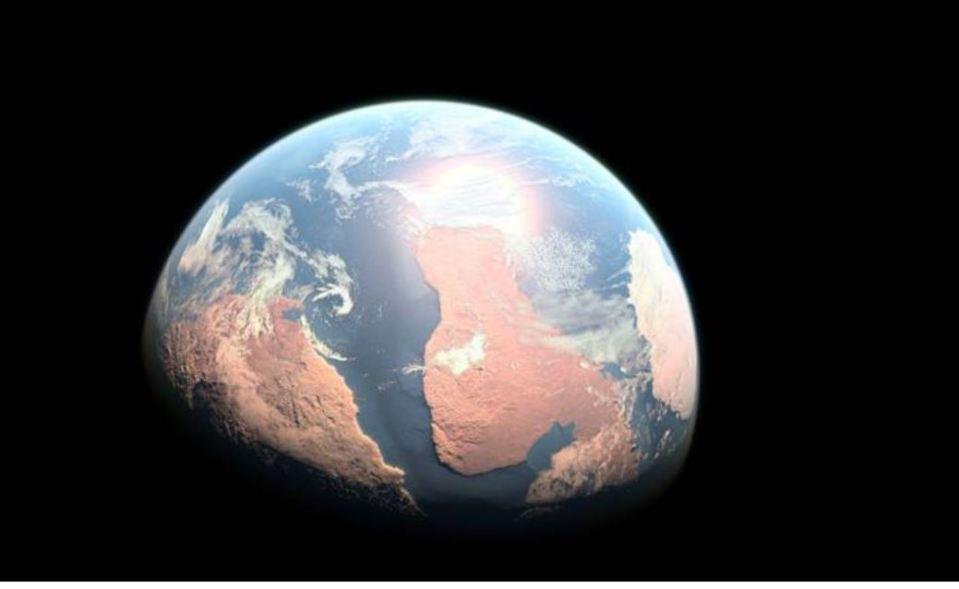 Planeta possivelmente habitável é encontrado próximo do nosso sistema solar