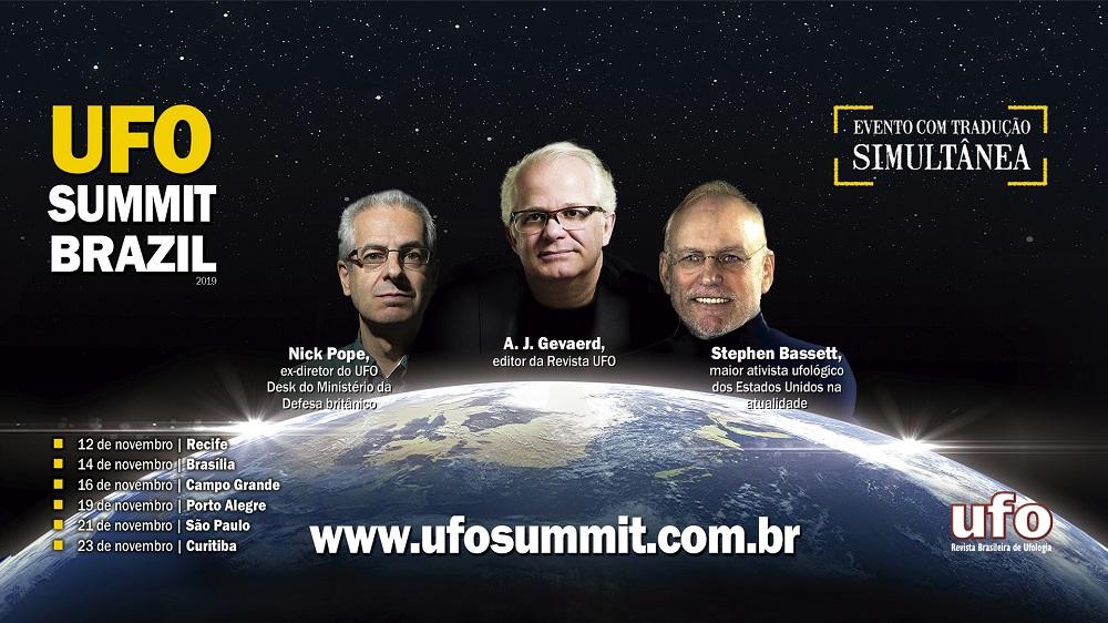 Maior evento de Ufologia do Brasil acontece em novembro em seis capitais