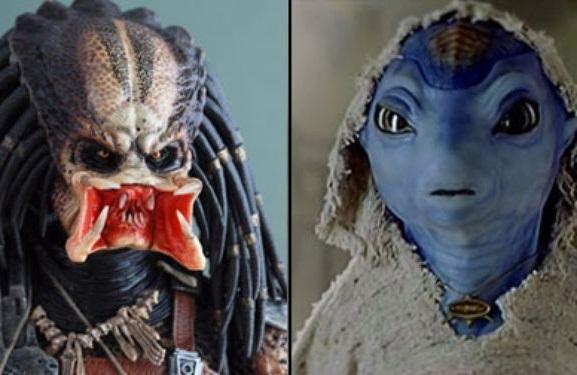 A conexão alienígena: mocinhos e bandidos no espaço
