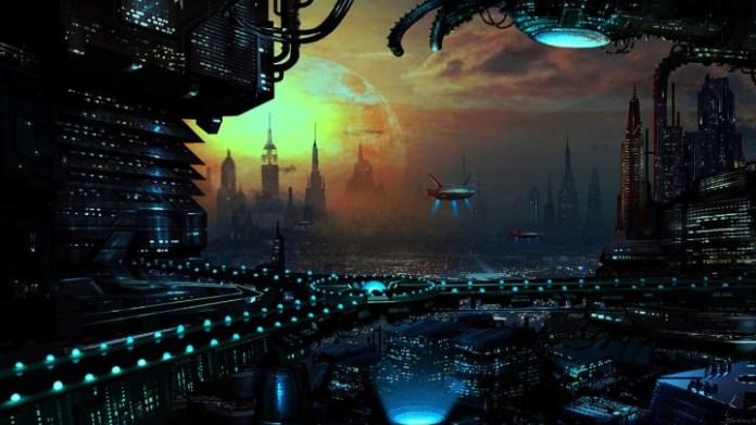 Os astrônomos encontrarão as luzes de cidades alienígenas?