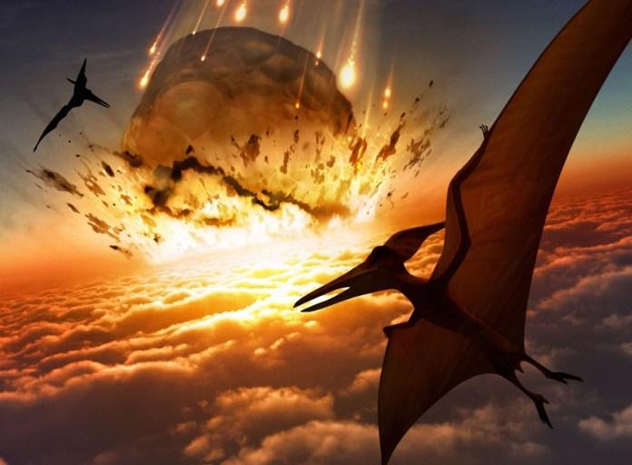 Asteroide que matou os dinossauros equivaleu a 10 bilhões de bombas atômicas, diz estudo