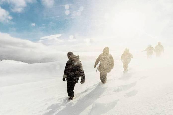 Procura-se 5 voluntários para expedição científica à Antártica