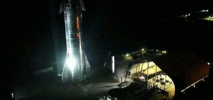 Elon Musk revela nova nave espacial Starship que levará tripulação até Marte