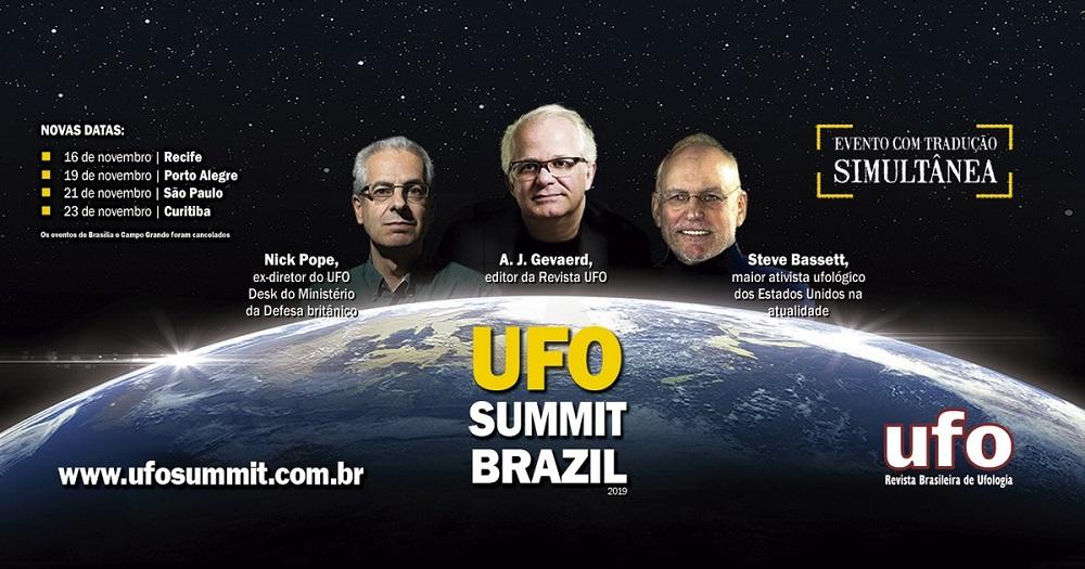 ingressos para o UFO Summit Brazil