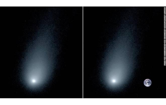 Astrônomos conseguem nova foto de cometa 14 vezes maior que a Terra, o 2I/Borisov