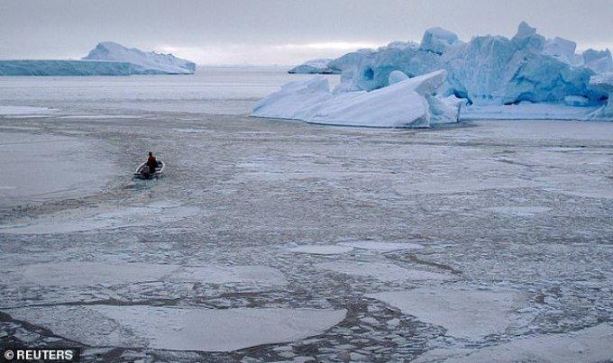 Explosão de gelo no mar antártico pode ter causado uma era glacial há 2,5 milhões de anos