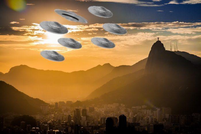 O Brasil será o primeiro país do mundo a aceitar o contato extraterrestre