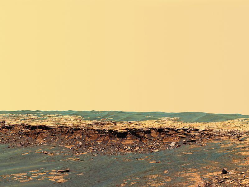 Depois de detectar a vida em Marte e oculta-la, a NASA proibiu experiências de detecção de vida